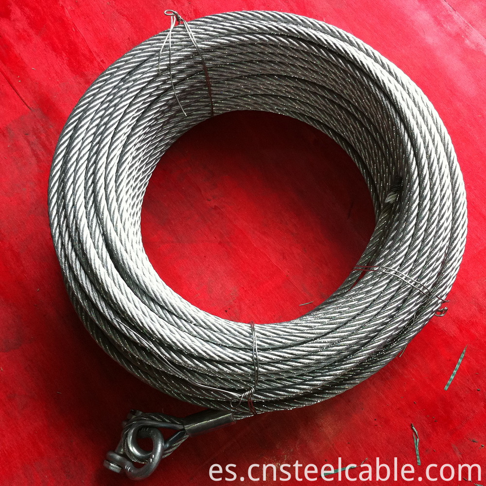 STEEL WIRE ROPE SLING 003