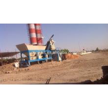 Venta de hormigón móvil hormigón planta de dosificación en la India