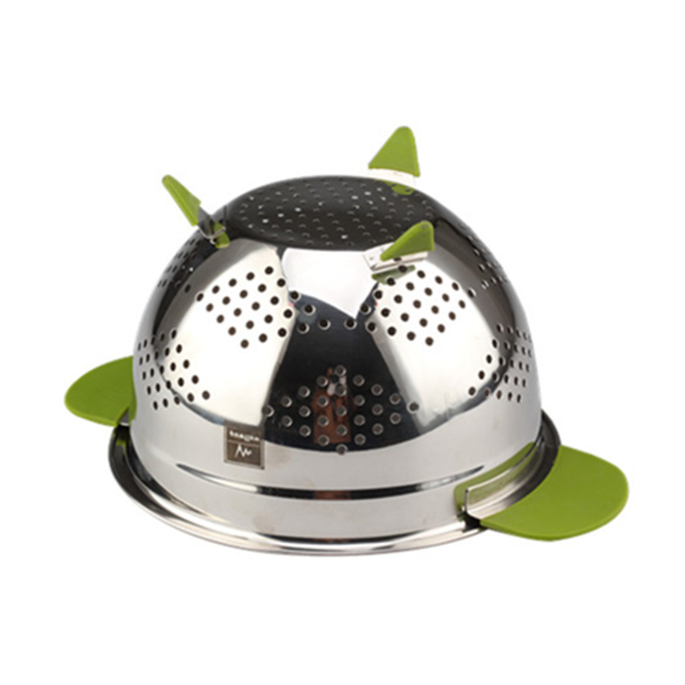 Household Colander With Triangle Stand