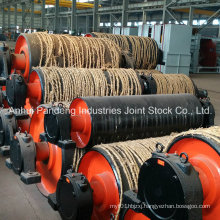 High-Performance Medium Conveyor Pulley