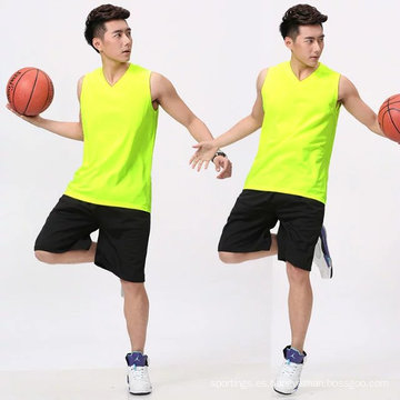 2017 nuevo uniforme de alta calidad del diseño del jersey del baloncesto del mejor precio