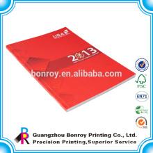 Customized 2013&2014 instruction manual printing