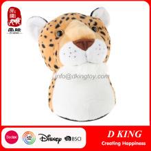 Hogar y Decoraciones para fiestas Suministros Soft Leopard Stuffed Animals