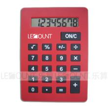 Großer A4 Größenrechner mit verschiedenen attraktiven Farben (LC687-A4)