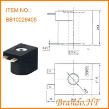 Bobina de solenóide 12V DC para sistema de combustível GNV
