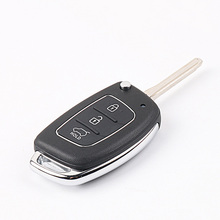 Best price car blank key  car remote key 3 button  70 433MHZ YS100163