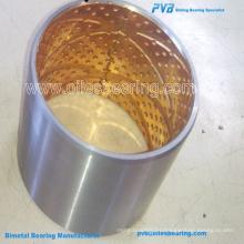 VPB7045 Buchse, F0NN6207BA / F0NN6207BA Buchsen, Bimetalllager