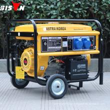 BISON CHINA 5kw Portable 5.kva 5000w Astra Korea Generator
