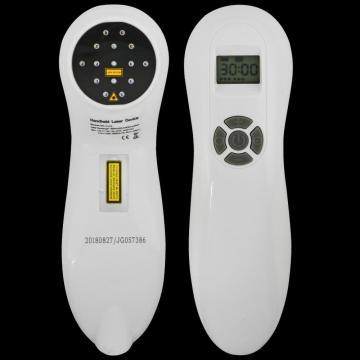 Dispositif portatif de thérapie de douleur de dos de laser froid de bas niveau