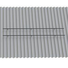 Günstige Asbest Fliese Dach Solar Montagesystem