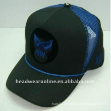 mesh caps with printing and embroidery logo