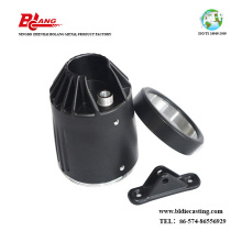 Aluminum Motorcycle Lamp Housing