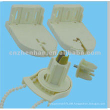 28mm complete plastic clutch, roller shade clutch,curtain accessories,roller blind components