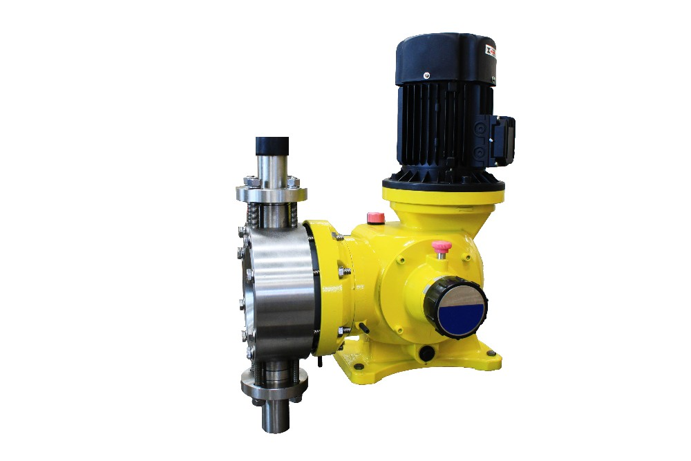 Small Flow Chemical Metering Pump