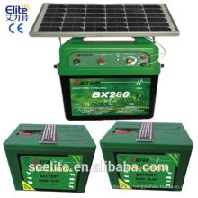 Vendas quentes Cerca elétrica de zinco carbono 8.4 V bateria para esgrima energizador