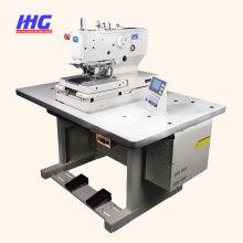 Máquina de costura industrial costura de ilhó de botão para jeans