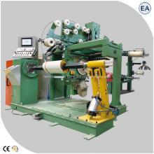 Máquina de enrolamento de bobina de fio de cobre para transformador