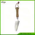 Stainless Garden Hand Trowel with Ash Wood Handle