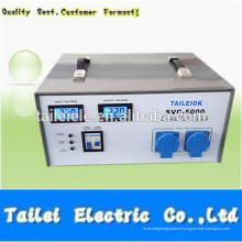 SVC-5000 (LED) stabilisateur de tension électrique automatique