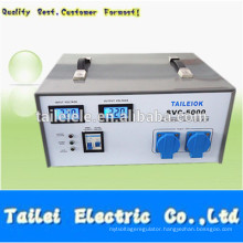 SVC-5000(LED) automatic electrical voltage stabilizer