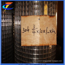 Hot Sales 304 Welded Wire Mesh Factory