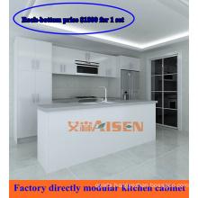 Project use economic cheap small mini kitchen cabinet