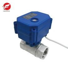 Válvula de control direccional de flujo de cobre de mejor calidad