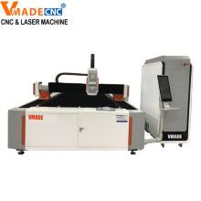 Máquina de corte de metales por láser de fibra de potencia media