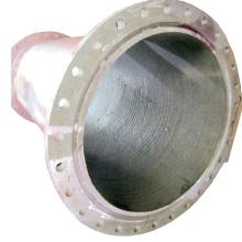 Tuyau en acier à revêtement dur résistant à l'abrasion