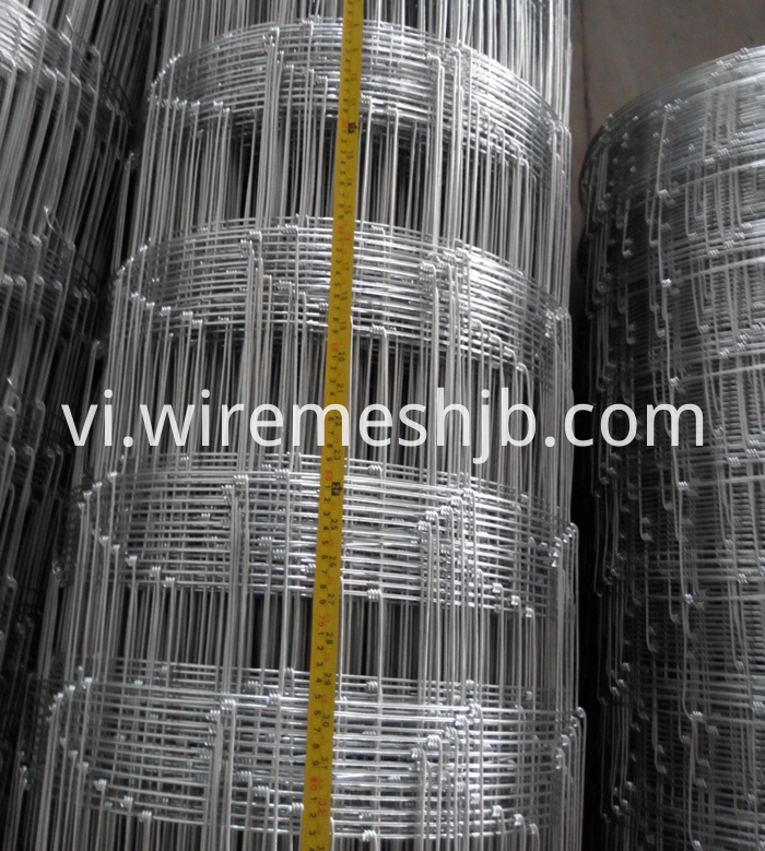 High Tensile Woven Wire Fence
