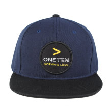 custom kids trucker cap 6 panel embroidery plain snap back caps