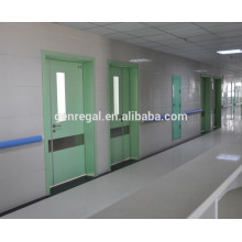 Color Cute Wooden children hospital door
