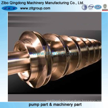 OEM/ODM Stainless Steel Machining Shaft for 316ss/CD4