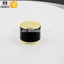 bouchon de parfum en bois pour la bouteille de verre de parfum de taille de cou de 15mm