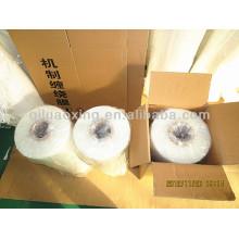 LLDPE Film estirable con envoltura de máquina
