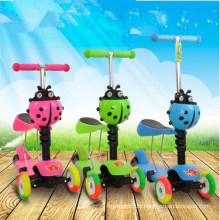 New High Quality Three Wheels Child Scooter Toys for Child Kids Scooter