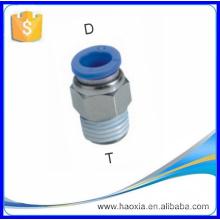 PC Pneumatischer Schlauchanschluss PC8-01