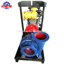Potencia de autenticación ISO 41.2kw Bomba de agua contra incendios