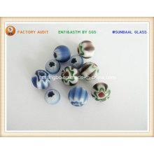 Bola de cristal de colores