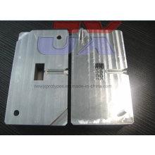Точность подвергая механической обработке изготовленный на заказ обрабатывать CNC алюминия подвергая механической обработке часть