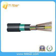 Cable de fibra de aire exterior cable suelto de tubo suelto GYFTY53