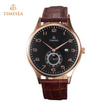 Mens Montres noires pour marque de luxe imperméable montre-bracelet 72380