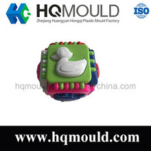 Plastic Cube / Puzzle Injection Mould for Children Toy
