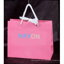 Direkte Fabrik Maschine gemacht Luxus Custom Paper Bag