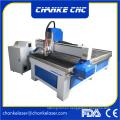 Nuevo diseñado máquina de ranurado CNC de carpintería de venta caliente con marco de trabajo pesado
