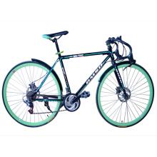 Vélo de piste pliable sûr et vert