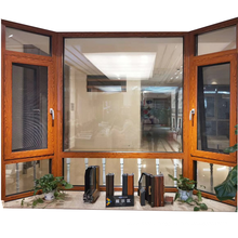 2018 hot selling design prices of aluminum windows in Morocco
