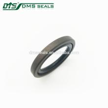 Material de PTFE de alta presión y sello del cilindro de estilo hidráulico