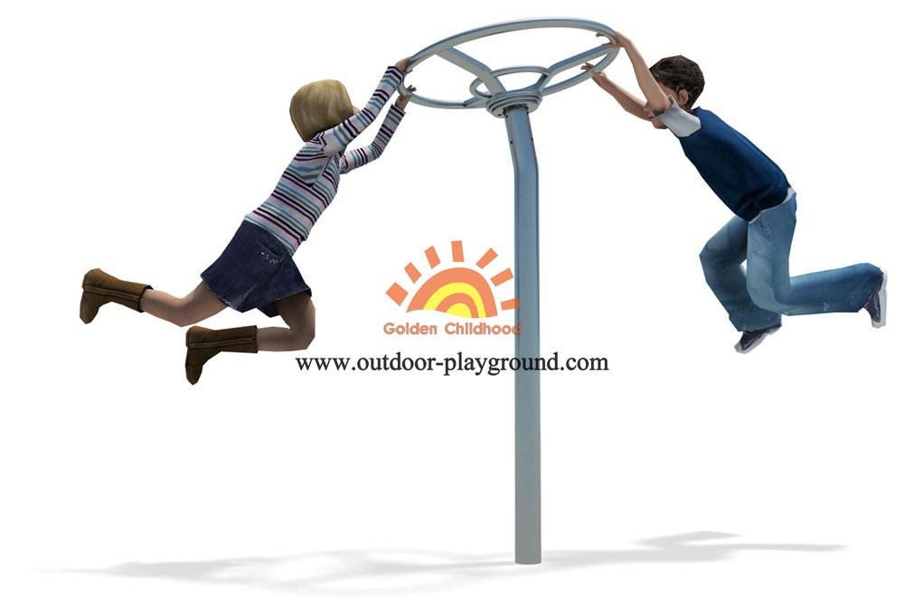 Dynamic Playground Equipment