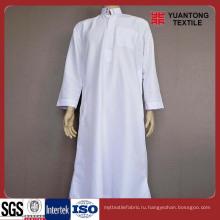 100% полиэфирная ткань халата